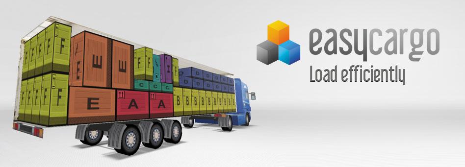 Web application EasyCargo - load efficiently
