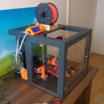 DIY 3D Printer enclosure build tile