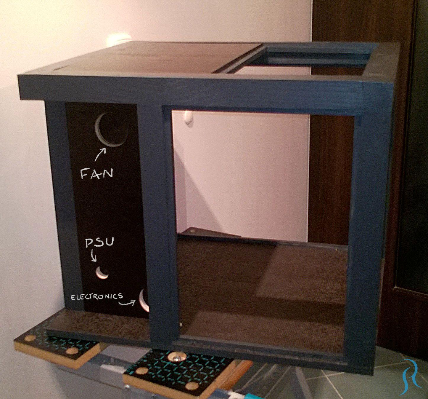 Diy 3d Printer Enclosure My Build Part 2 Robert Soj 225 K