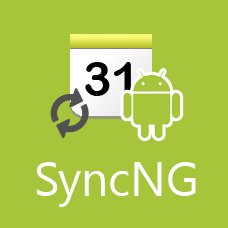 SyncNG - synchronize Android with NetGenium calendar